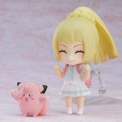 Nendoroid - Pokemon: Lively Lillie - Wonder Collection Store