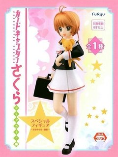 CARDCAPTOR SAKURA - TOMOEDA JUNIOR HIGH SCHOOL UNIFORM-