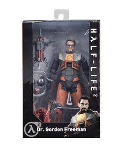 Half-life 2 Gordon Freeman Figure (neca) - Wonder Collection Store