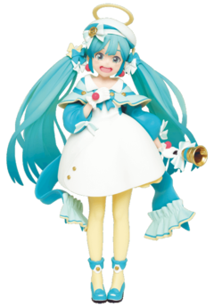 Vocaloid - Hatsune Miku - 2nd season Winter ver. (Taito)