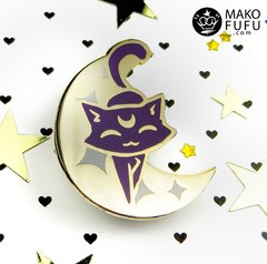 Pin Mako Fufu: Fufukittens ~ Sailor Moon . Luna