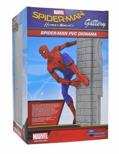 Spider-man: Homecoming Spider-man Gallery Statue - Diamond Select Toys - tienda online