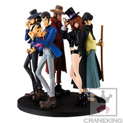 Lupin The Third Part 5 Fujiko Mine Creator x Creator en internet