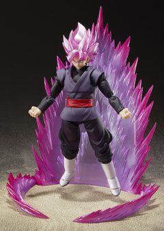S.H. Figuarts Goku Black Super Saiyan Rose Event Exclusive Color Edition