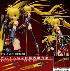 Mahou Shoujo Lyrical Nanoha StrikerS - Fate T. Harlaown - 1/7 - Shin Sonic Form