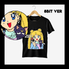 Remera Usagi version 8bit [ PRE - ORDEN ]