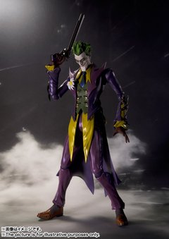 Injustice: Gods Among Us - Joker - S.H.Figuarts - Wonder Collection Store