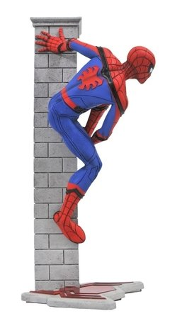 Spider-man: Homecoming Spider-man Gallery Statue - Diamond Select Toys en internet