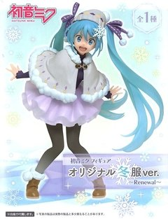 HATSUNE MIKU: FIGURE ORIGINAL WINTER CLOTHES VER. -RENEWAL-
