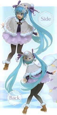 HATSUNE MIKU: FIGURE ORIGINAL WINTER CLOTHES VER. -RENEWAL- - comprar online