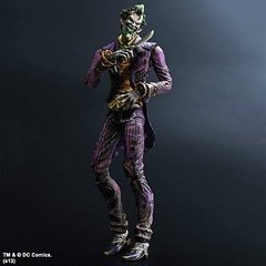 Batman: Arkham City - Joker - Play Arts Kai