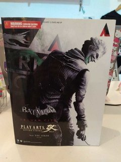 Batman: Arkham City - Joker - Play Arts Kai - comprar online