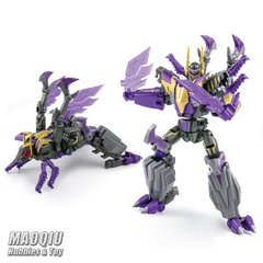 Planet X Px-19 Phantasus  Tranformer Robot/insect. - comprar online