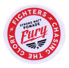 Cera Pomada Fighters Stronge Matte Barba Pelo Mate Fury - comprar online