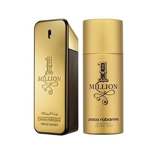 f5249150e Kit One Million Masculino - Perfume 100ml + Desodorante Spray 150ml - Paco  Rabanne