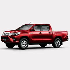 Toyota Hilux 4x4 DC DX (MT) - Lineup S.A