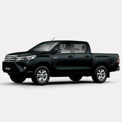 Toyota Hilux 4X4 CS DX (MT) - Line UP S.A