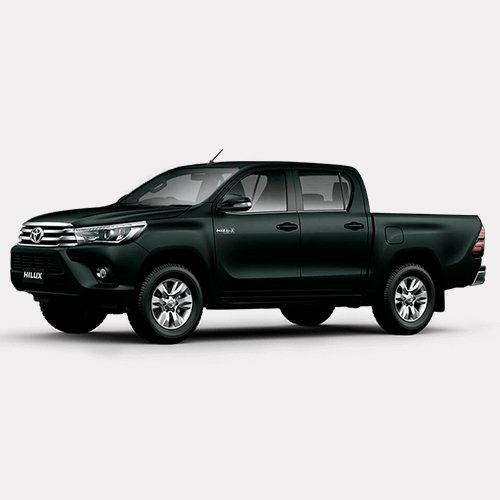 Toyota Hilux 4x4 DC SRX (AT) - Lineup S.A