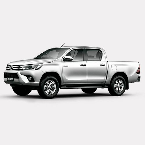 Toyota Hilux 4x2 DC SRX (AT)