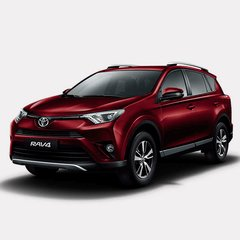 Toyota RAV HV AWD Limited - Line UP S.A