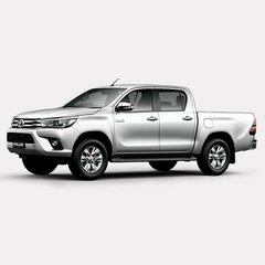Toyota Hilux 4X4 CS DX (MT)