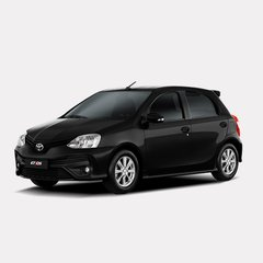 Toyota Etios Hatchback X (MT) - Line UP S.A