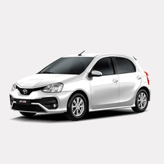 Toyota Etios Hatchback XLS (AT) - Lineup S.A