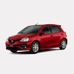 Toyota Etios Hatchback XLS (AT)
