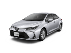 Toyota Corolla XLI (MT) (2020) - Line UP S.A