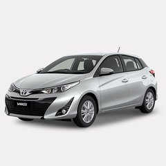 Toyota Yaris Hatchback XLS Pack CVT (AT) en internet
