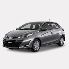 Toyota Yaris Hatchback XLS Pack CVT (AT) - Lineup S.A