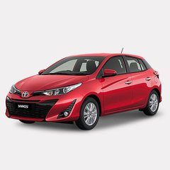 Toyota Yaris Hatchback XLS Pack CVT (AT)