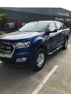 Ford Nueva Ranger DC 4X4 XLT AT 3.2 2017