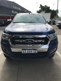 Ford Nueva Ranger DC 4X4 XLT AT 3.2 2017 - Line UP S.A