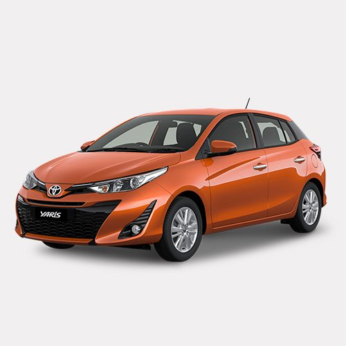 Toyota Yaris Hatchback XS (MT) - Lineup S.A