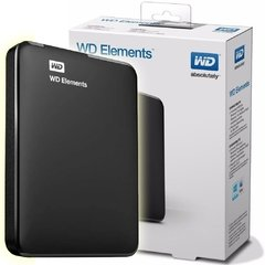 Disco Element Wd Externo 1 Tb Usb 3.0 Portatil