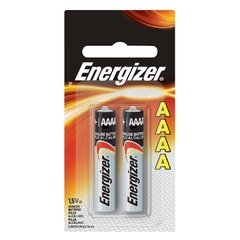 Pilas AAAA 4a Energizer Pack X2 Unidades Lapiz Optico Hp