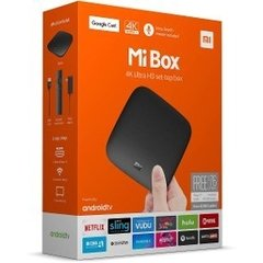 Convertidor Smart Tv Box Xiaomi Mi Box 4k 2gb 8gb Android - comprar online