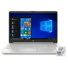 Notebook Hp 15.6 128gb Ssd Core I3 4gb Ram W10 15-dy1024wm