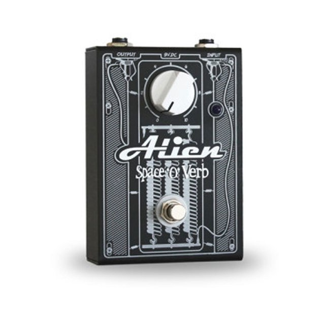 Pedal Guitarra Alien Space-o-Verb Reverb