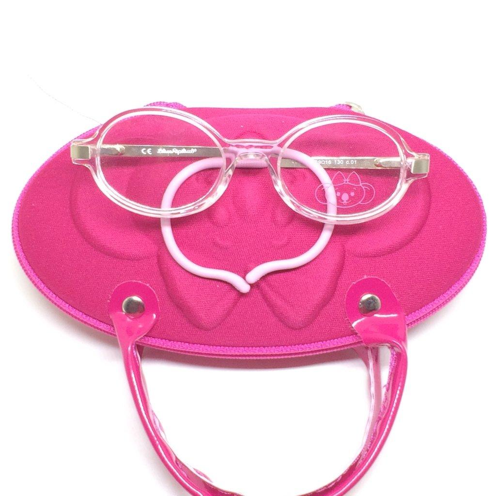 55deff2c1110b Óculos Lilica Ripilica Infantil Receituário de Acetato VLR093