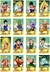 Cartas Dragon Ball Z Goku Anime Universo Retro Tope Quartet en internet