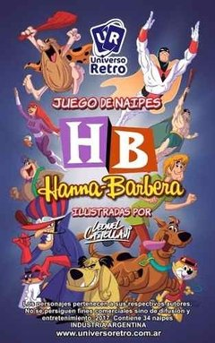 Juego Cartas Hanna Barbera Tope Scooby Tom Jerry Retro