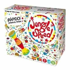 Jungle Speed - Juego De Mesa - Top Toys
