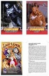 Lady Lemon Juego Cartas Comics Anime Series Tv Cosplay Retro - tienda online