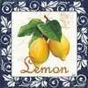 Azulejos Limon Citron Lemon
