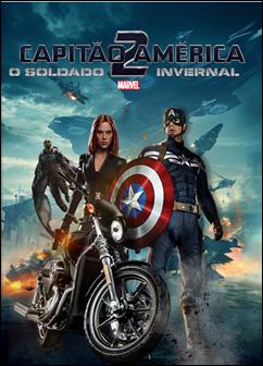 2014 Capitão América 2 - O Soldado Invernal - Pen-Drive vendido ...