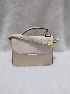 Mini Bag Pri Off White