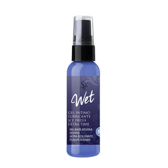 Wet Gel Lubricante Ice Fresh EXTRA TIME