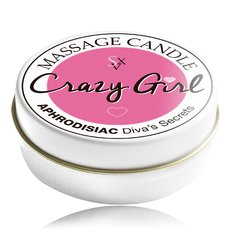 Massage Candle | Crazy Girl - comprar online